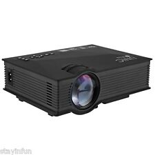 UNIC UC46 Mini WiFi Portable LED Projector with Miracast DLNA Airplay