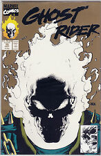GHOST RIDER #15 GLOW IN THE DARK COVER 2ND PRINT VF/NM / NEVER READ