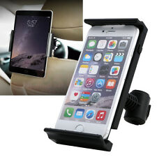 360° Rotation Car Seat Back Headrest Holder Mount Stand For Universal GPS Tablet