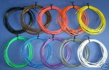 20 Metres of 7/0.2 Colour Coded wire