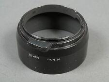 Nikon metallo-geli hs-10, 52mm di bloccaggio/schraubfassung!