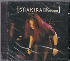 CD SHAKIRA UNPLUGGED 11 TITRES NEUF SCELLE