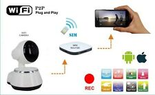 MINI IP CAMERA CON ROUTER 3G PER VISIONE SU SMARTPHONE