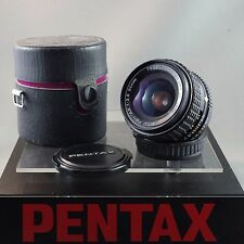 SMC Pentax K 24mm f2.8 full frame lens EXCELLENT