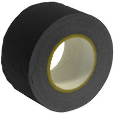 Seismic Audio Gaffer's Tape - Black 3 inch Roll 60 Yards per Roll Gaffers Tape