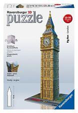 Ravensburger Big Ben Building 3D Puzzle 216 piece STYLE A