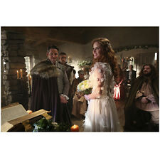 Rebecca Mader Once Upon a Time with Sean Maguire at altar 8 x 10 Inch Photo