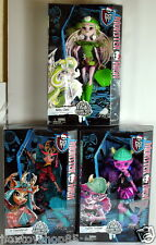 Monster High Brand-Boo Students Doll ISI DAWNDANCER BATSY CLARO KJERSTI TROLLSON