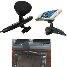 Car Magnet CD Slot Mount Holder Stand For Mobile Cell Phone GPS Tablet Universal
