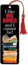 I Like BIG BOOKS Beaded Bookmark (2014, Merchandise, Other)