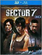 Sector 7 (Ha Ji-won) Region A BLURAY - Sealed