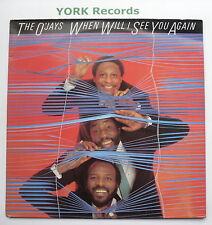 O'JAYS - When Will I See You Again - Ex Con LP Record Philadelphia Int PIR 25290