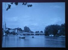 POSTCARD BUCKINGHAMSHIRE MARLOW BRIDGE