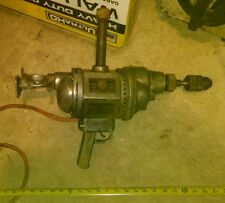Vintage Antique Black and Decker Aluminum Body Electric Drill 1917 Patent Works!