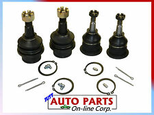 BALL JOINT SET FITS GMC YUKON 00-06 SIERRA 1500 SAVANA 1500 2500 ESCALADE 02-06