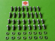 Suzuki carburetor STAINLESS STEEL ALLEN SCREWS gs1150 gs1100 gs1000 gs850 gs750