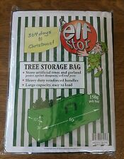"ELF STOR TREE STORAGE BAG 150G POLY BAG - 30""H x 15""W x 65""L CHRISTMAS TREE BAG"