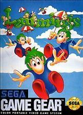 Lemmings (Sega Game Gear) Tested Fast Shipping