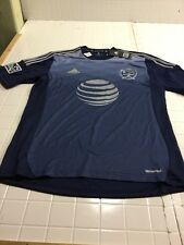 D4558 Size M 2013 Mls All Star Adidas Climacool New Shirt