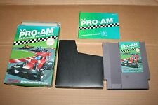 RC Pro AM NES Nintendo Game Complete