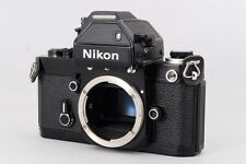 Exc++++ Nikon F2 S Photomic Black Body 35mm Film Camera DP-2 Finder JAPAN 119