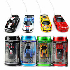US Coke Can Mini RC Radio Remote Control Speed Micro Racing Car Vehicle Toy Gift