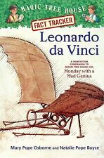 Magic Tree House Fact Tracker #19: Leonardo da Vinci: A Nonfiction Com-ExLibrary