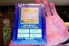 John Mayall- A Hard Core Package- new/sealed 8 Track tape