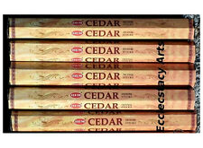 Hem Cedar Incense 5 x  20 Stick, 100 ISticks Bulk Lot NEW {:-)