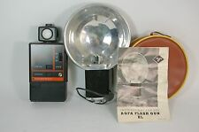 Vintage AGFA Flash Gun KL and Novatron Light Meter Untested