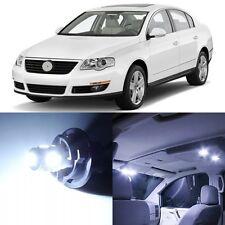 11 x Xenon White Interior LED Light Package For 2006-2011 Volkswagen VW Passat