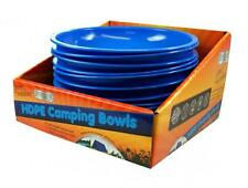 Boyz Toys RY642 Camping Essentials Durable Coloured Plastic Camping Bowl - New
