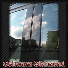 B-Säulen Folien Schwarz f. Audi Avant A4 B5 B8, A6 C7, A5 A7 A8 D4, Q5 Q7 Pillar