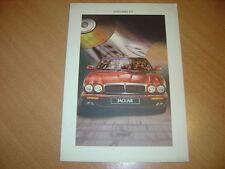DEPLIANT Systemes CD Jaguar de 1997
