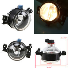 Front Fog Light Lamp Bulbs Right Assembly + Bulbs Fit Ford Focus MK2 OE 05-2008