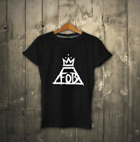 T Shirt Top Tee Fall Out Boy Album Tour Rock Indie Music Band