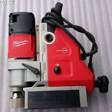 Used Milwaukee 4274-21 110V 1-5/8-Inch drilling machine hollow Magnetic Drill