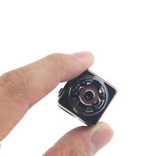 SQ8 METAL CUBE MINI CLIP ON NIGHT VISION VIDEO CAMERA FULL HD 1080p DVR RECORDER