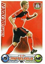194 Lars Bender - Bayer Leverkusen - TOPPS Match Attax 2009/2010