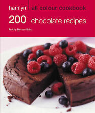 200 Chocolate Recipes: Hamlyn All Colour Cookbook, 0600618226, Very Good Book