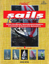 Sails for Racing by John Heyes (Paperback, 1998)