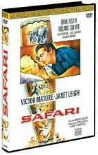 SAFARI (1956)  **Dvd R2** Victor Mature, Janet Leigh