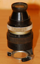 Schneider-Gettingen AUSWERTE - LUPE 12x VINTAGE Magnifier loupe with scale 38028
