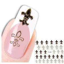 3D Nagel Sticker Nail Art Symbole Aufkleber Kult Water Decall