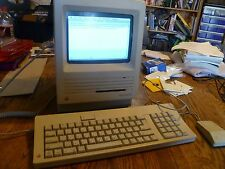 Apple Macintosh SE Model 5010 Apple Mac Keyboard & Apple Mouse WORKING! WITH BOX