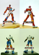 ANIME MODEL RESIN KIT - プラレス3四郎 PLAWERS SANSHIRO SET TWO KITS