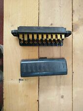 Fiat  128, 128 rally scatola portafusibili, fusebox