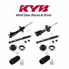 4-KYB Excel-G® Struts/Shock Mounts Dust Boots Civic Coupe 2006 to 2011