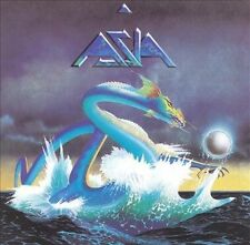 ASIA - Self Titled CD ( 1982, Heat of the Moment, John Wetton )