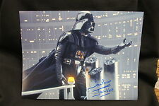 Dave Prowse : Darth Vader Hand signed 12x16 Photograph. A